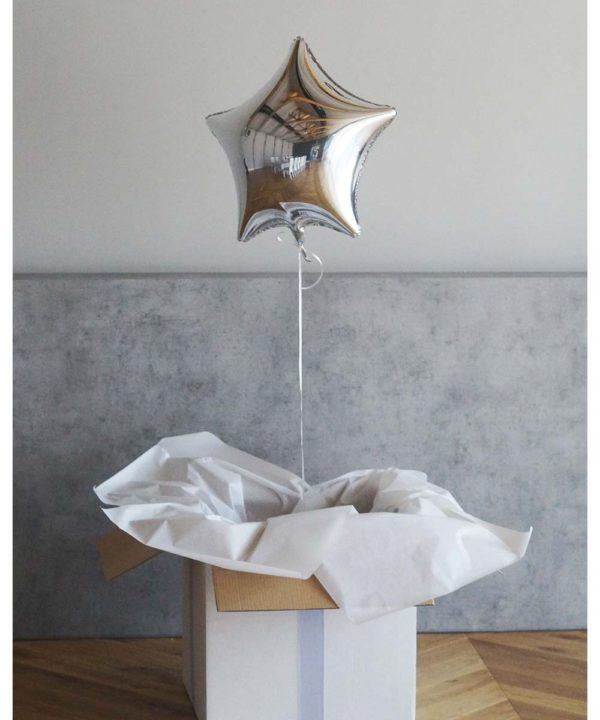 Balon w pudełku – Gwiazda Ekranu
