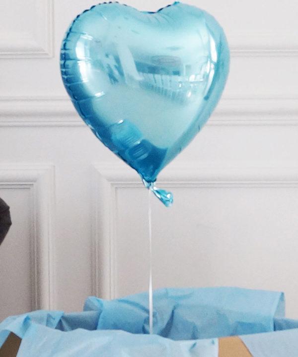 Balon w pudełku – Morska Podróż
