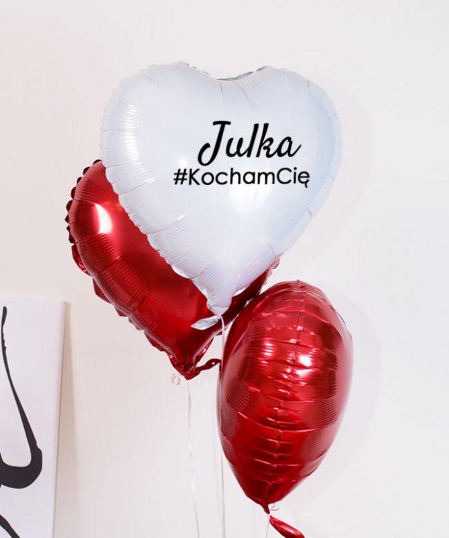 poczta balonowa na prezent