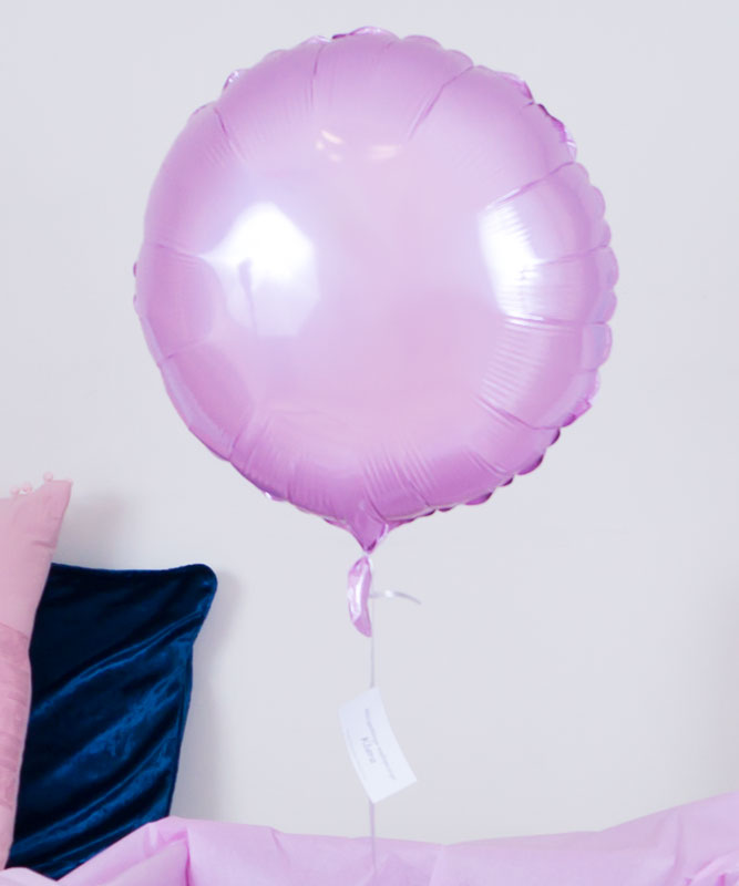balonowa przesyłka