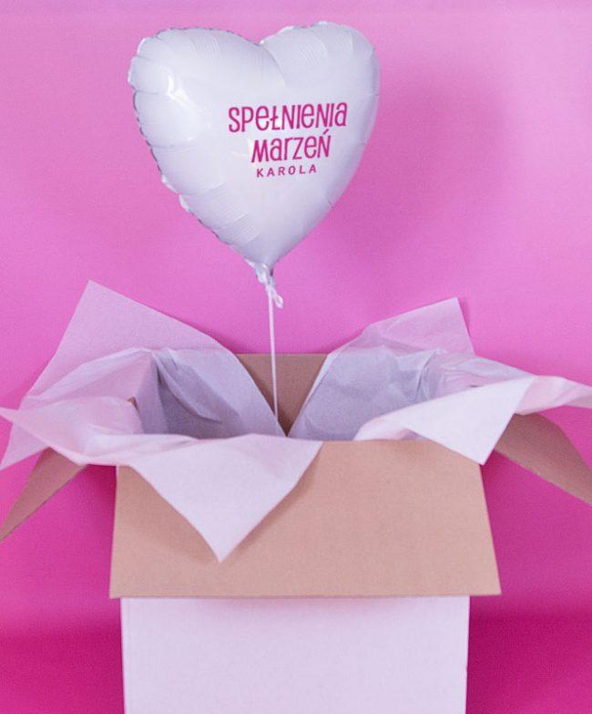urodzinowy balon