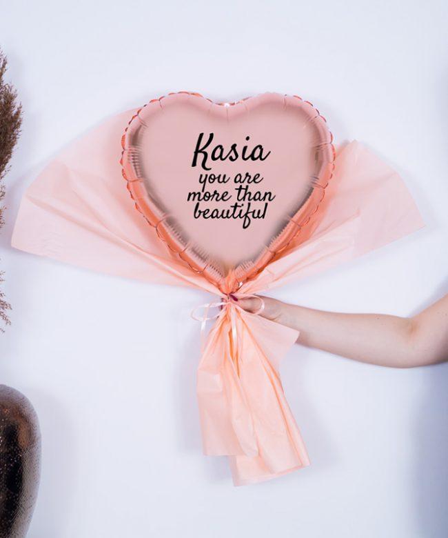 pomysł na prezent dla niej bukiet balonowy