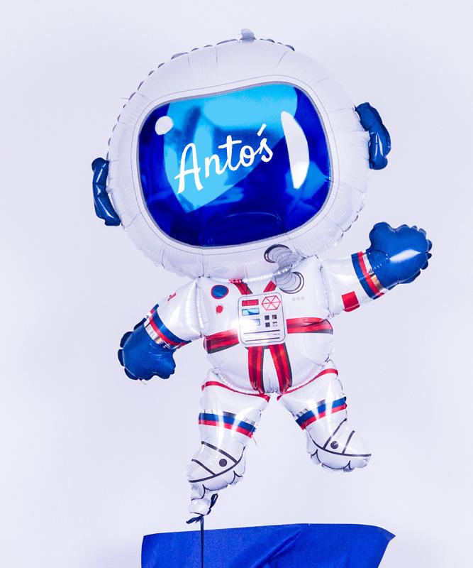 personalizowany balon dla chłopca