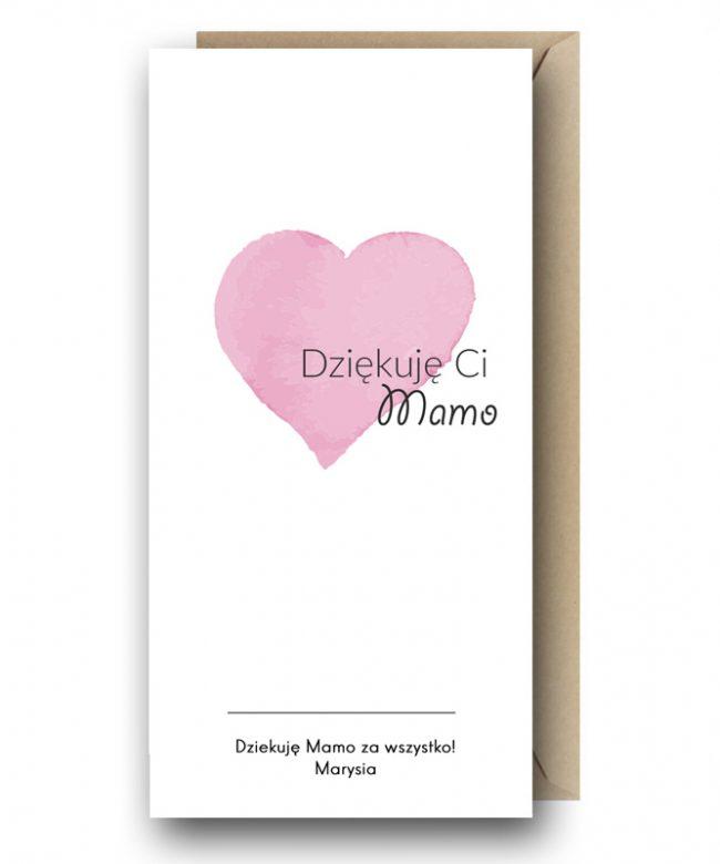 kartka z życzeniami dla mamy