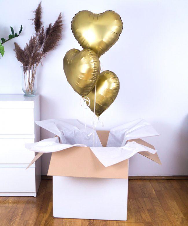 poczta balonowa na wesele