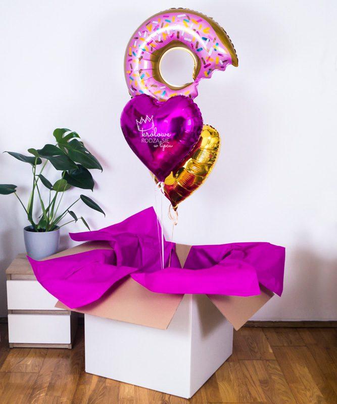 poczta balonowa na urodziny