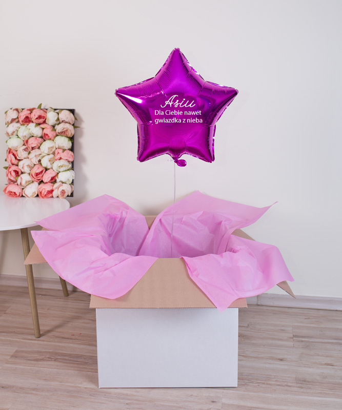 balon na urodziny