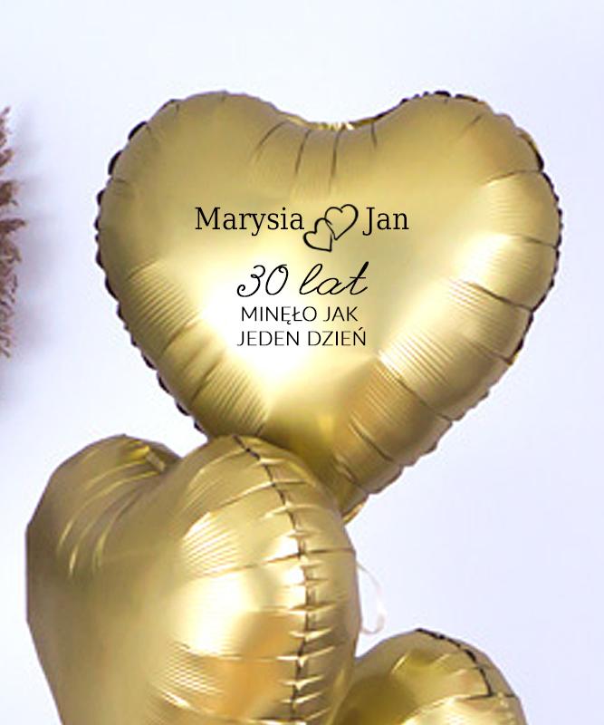 poczta balonowa na roczncię