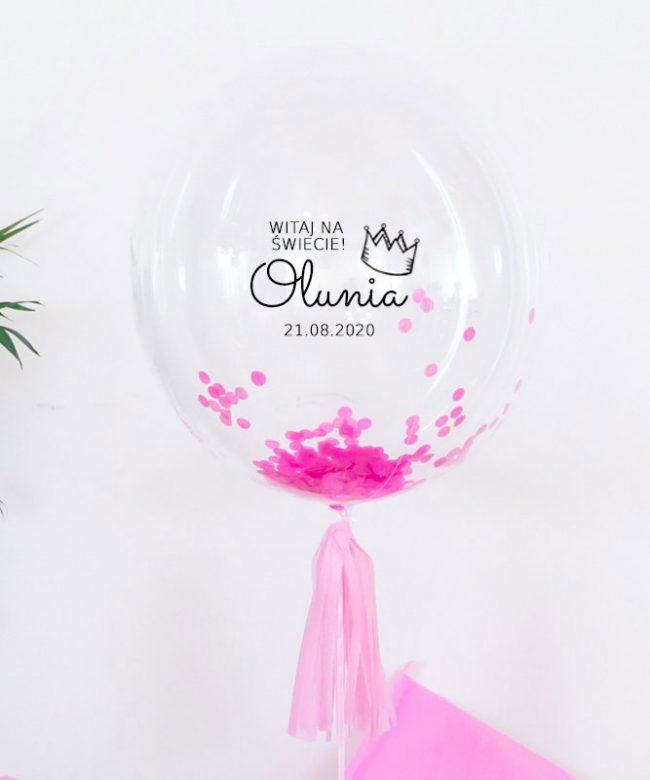 balon kula z helem