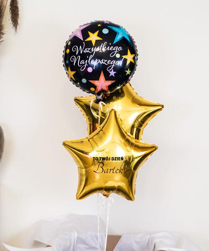 poczta balonowa z dostawą