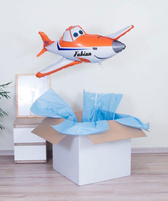 prezent dla wielbiciela bajki samoloty