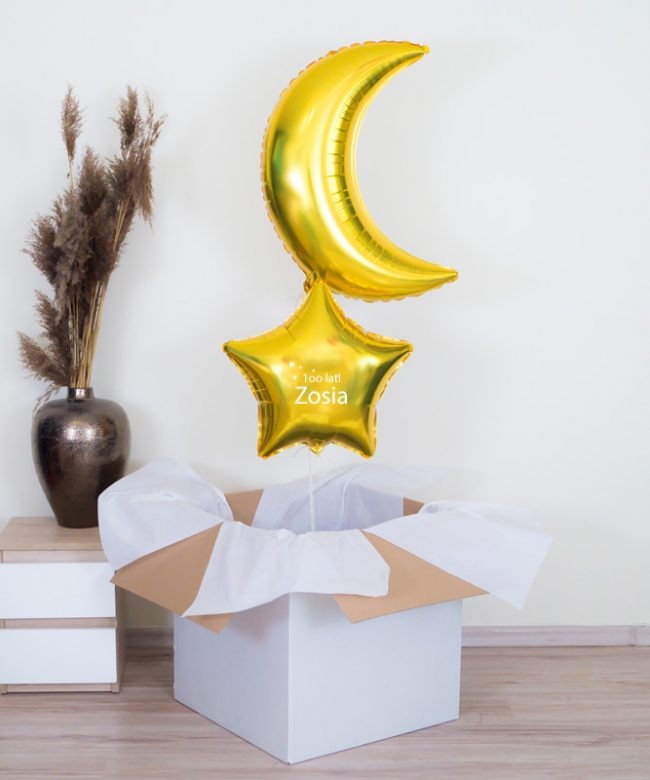 balony z helem dla dziecka na urodziny