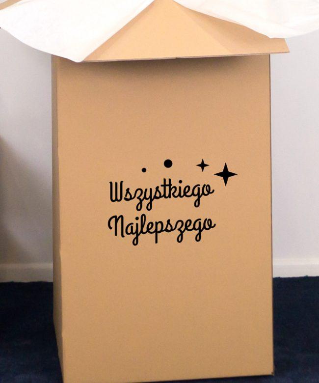pudełko na cyfry