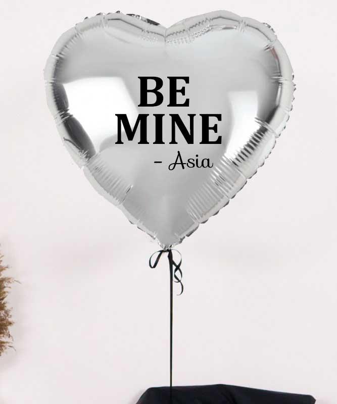 Elegancki prezent dla niego – balon z helem w pudeÅ'ku